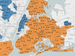 Zip Code Map Brooklyn by Does It Pay For New Yorkers To Live Farther Away From Work