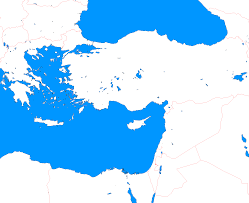 Greece Map Outline by A Blank Map Thread Page 6 Alternate History Discussion
