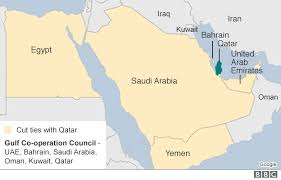 map of oman and uae qatar ships cargo via oman to bypass gulf restrictions news