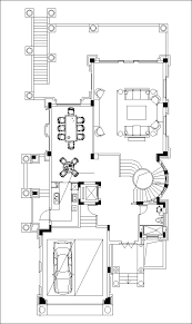 villa plans luxury villa plans 6 cad files dwg files plans and details