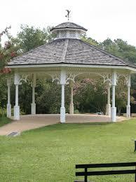 gazebo rentals landmark park park rentals