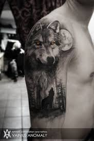the 25 best wolf tattoos ideas on pinterest forest tattoo
