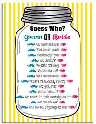 Wedding Shower Games Bridal Shower Game Bridal Shower Games Pinterest Bridal