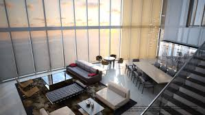 preview exhibiton of porsche design tower miami home to nearly