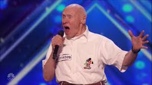 Hit The Floor Hd - agt 82yo war veteran sings