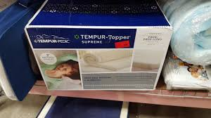 Tempur Pedic Crib Mattress Topper by Tempur Pedic Memory Foam 3 Mattress Topper Mattress