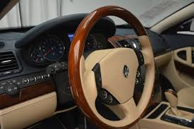 maserati steering wheel 2010 maserati quattroporte s stock 1267 for sale near greenwich