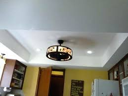 Replace Fluorescent Light Fixture In Kitchen by How To Replace Fluorescent Light Fixture With Incandescent