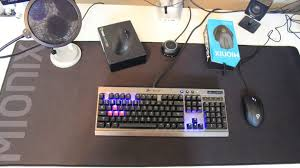 Gaming Desk Pad Mionix Alioth Biggest Gaming Mouse Pad Ever