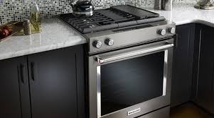 Kitchenaid Gas Cooktop 30 Wall Ovens Kitchenaid