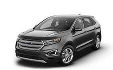 ford edge accessories ford 2016 edge protector bug shield guard smoke color vft4z