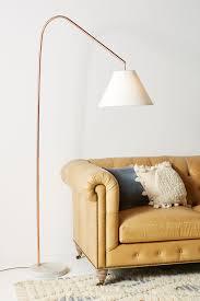 Orange Floor Lamp Orange Unique Floor Lamps Anthropologie