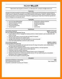 Sample Resume Accounting Assistant by 8 Sample Accounting Resume Rn Cover Letter