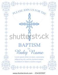 confirmation invites baptism invitation stock images royalty free images vectors