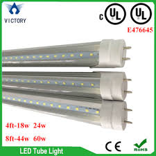 48 inch led light bulb smd2835 ul dlc list 48 inch 18 watt daylight 4ft led tube light bulb