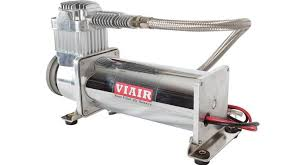 viair 444c chrome air compressor hornblasters