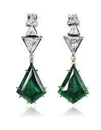 vartanian earrings ara vartanian jewellery colour saturated and boldly luxurious
