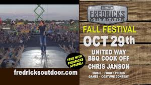 fredricks outdoor halloween festival 2016 youtube