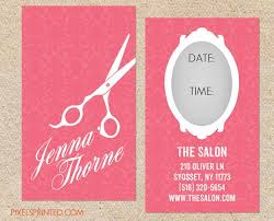 Business Cards Hair Stylist 325 Best Salon Advertising Promoting Ideas Images On Pinterest