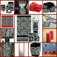 zebra print bathroom ideas i this i never thought about doing something like this