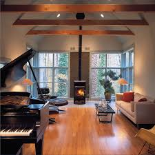 Cost Of Stone Fireplace by Cost To Install Fireplace Crafts Home