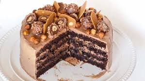 ferrero rocher cake youtube
