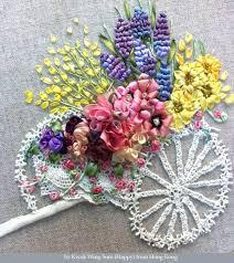 silk ribbon embroidery lovely free silk ribbon embroidery patterns silversight embroidery
