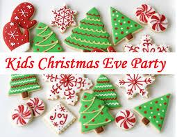 24 december kids christmas eve party harvest room