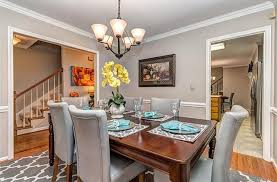 How To Stage A Dining Room - Dining room staging