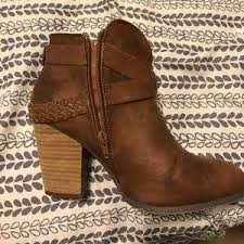 s xoxo boots s xoxo shoes ankle boots booties on poshmark