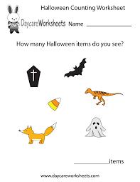 Halloween Printables For Preschoolers by Preschool Holiday Worksheets