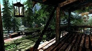skyrim mod reviews hunters cabin hd youtube