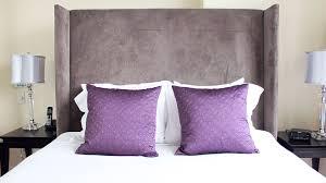 Oversized Sofa Pillows by Decor Eggplant Colored Pillows Plum Throw Pillows Purple