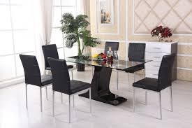 new material design glass dining room table u2014 rs floral design