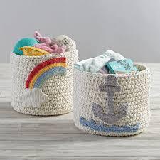 Baby Storage Baskets Storage Baskets For Nursery Thenurseries