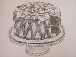 sketches for cake pencil sketches www sketchesxo com