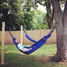 Diy Portable Hammock Stand Hammock Lounge Kick Off Studentlife Blogs Pinterest