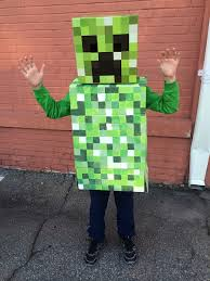 minecraft costumes minecraft costume for kids minecraft steve and creeper costumes
