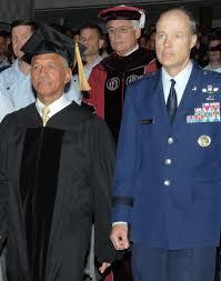 air university presents honorary doctorate to nasa chief u003e maxwell