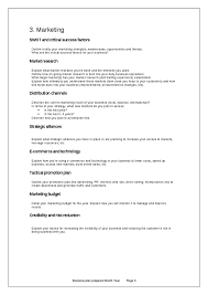business plan template hashdoc