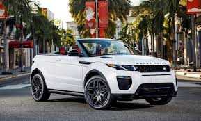 land rover evoque custom 2016 range rover evoque convertible la