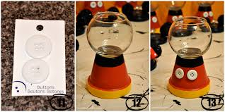 mickey mouse centerpieces diy mickey and minnie mouse gumball machines and