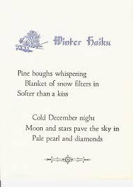 haiku poems about winter haiku u0026 tanka poetry pinterest poem