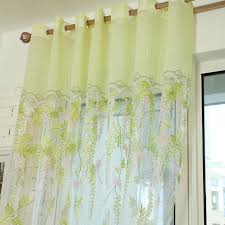 Yarn Curtains Fresh Green Sheer Curtains And Elegance Voile Sage Green Sheer
