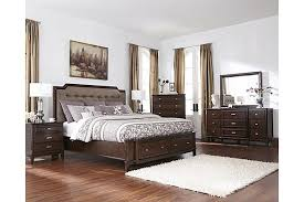 The Larimer Panel Bedroom Set From Ashley Furniture HomeStore - Ashley furniture homestore bedroom sets