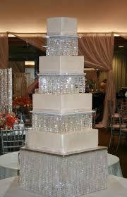 bling cake stand wedding cakes bling wedding cake stand with pearls bling wedding