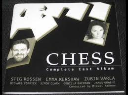 Blind Side Full Cast Chess Denmark Cast Recording Act I Wmv Youtube