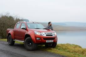 isuzu dmax lifted isuzu d max at35 long term review i u0027ll take the low road parkers