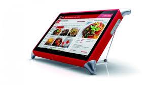 tablette cuisine qooq v2 une tablette tactile pour la cuisine idealo fr