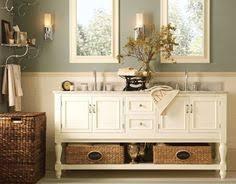 pottery barn bathrooms ideas sherwin williams color indigo batik sw7602 classic single wide